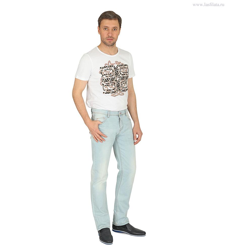 Джинсовые брюки мужские