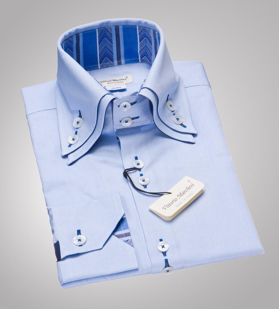 Vittorio Marchesi с двойным воротником | Рубашка